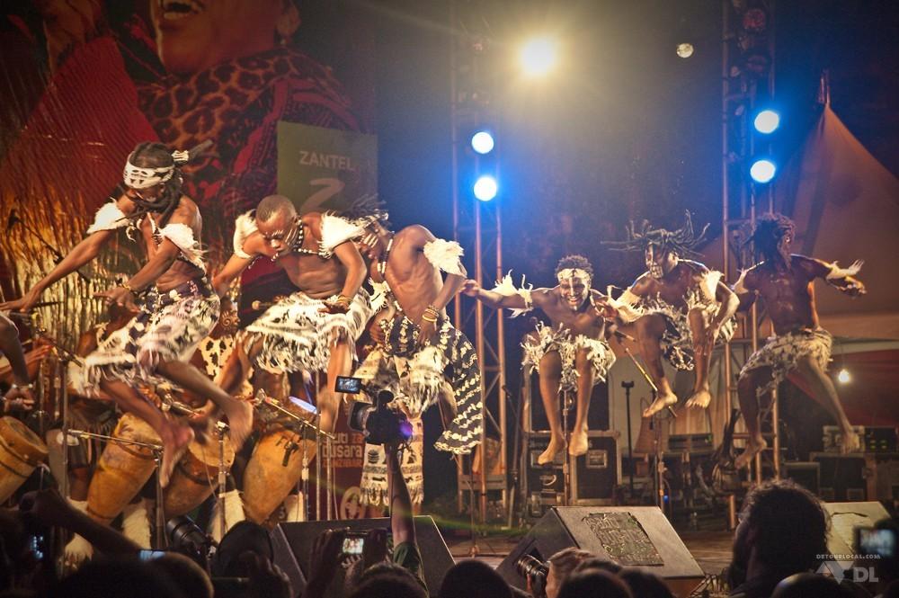 Le rythme endiablé du Sauti za Busara, Zanzibar