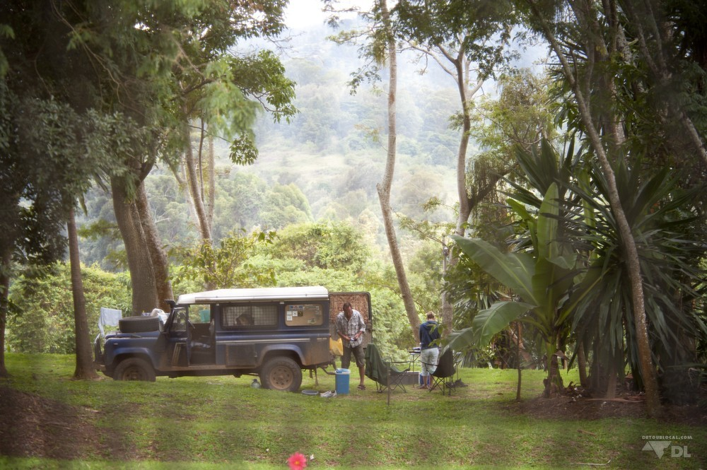 Irente Farm, camping site