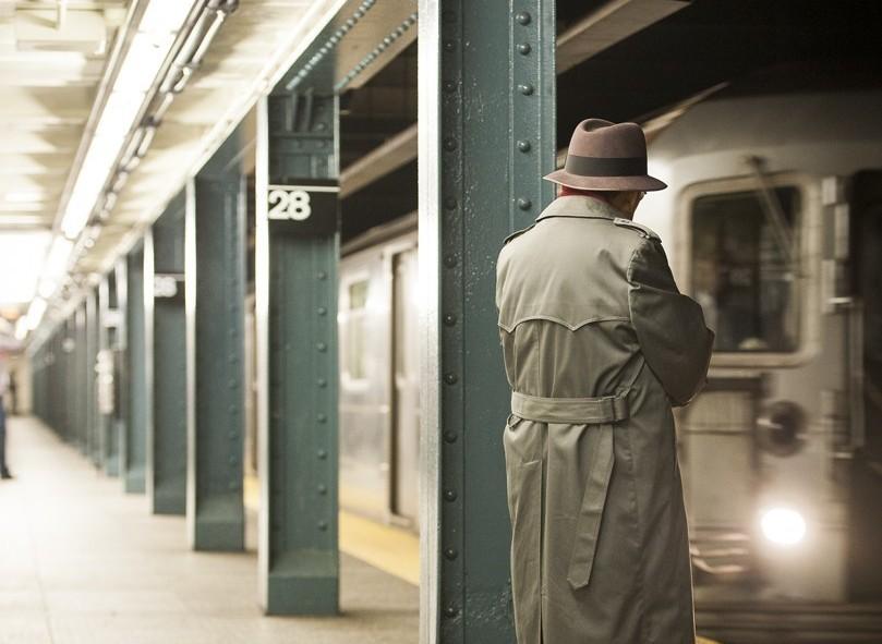 Métro de New York, un classique pour les photographes