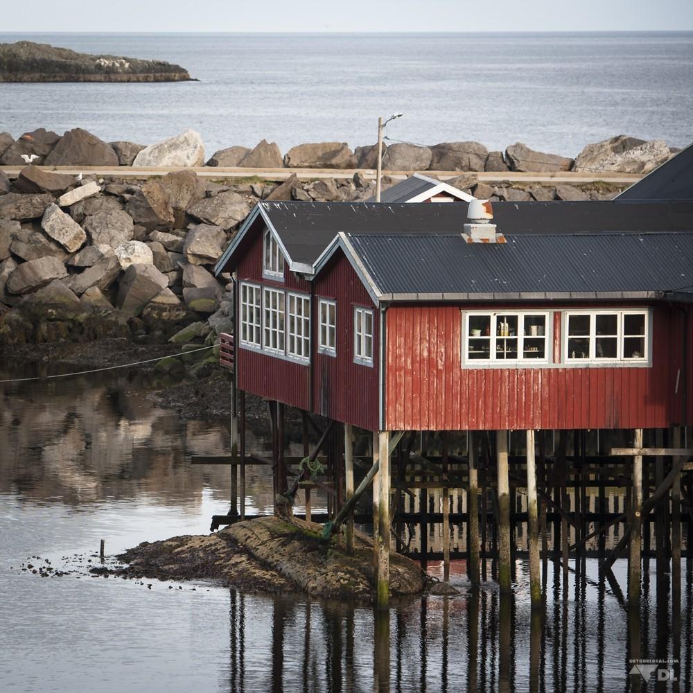 Rorburer de A, au bout des îles Lofoten