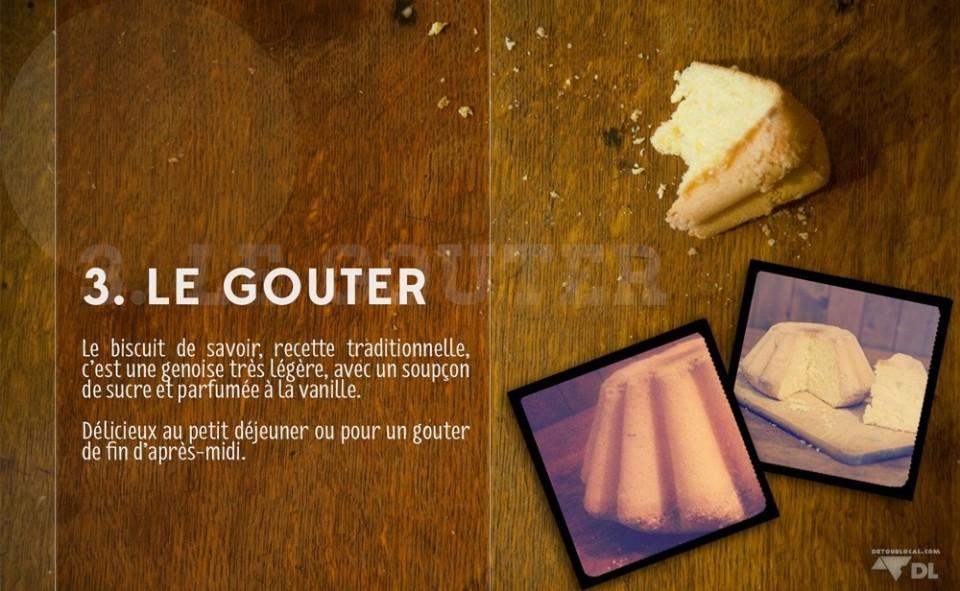 3. Le Gouter