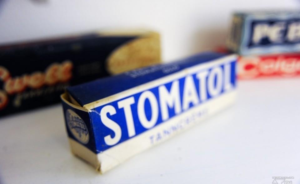 Petite supérette vintage à Utskarpen, Norvège