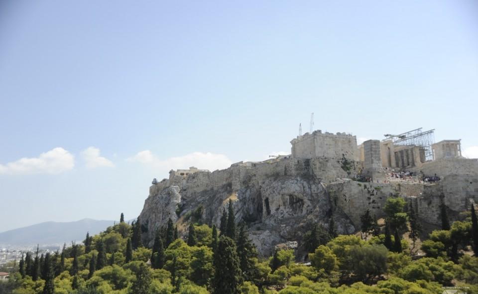 Monument historique, Athènes