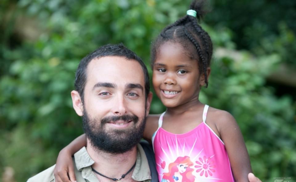 Max et Lativia en jamaique