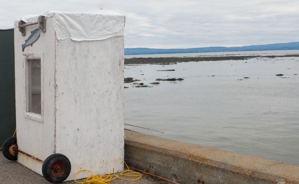 Rencontre avec un groupe de pêcheurs et leur routine