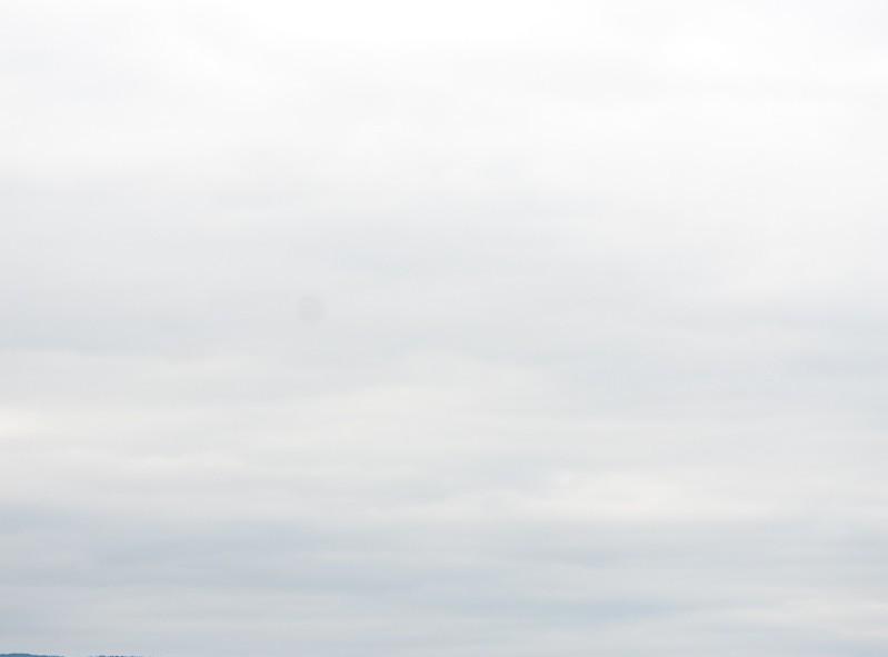 Les collines de Charlevoix vue de l'île aux Coudes