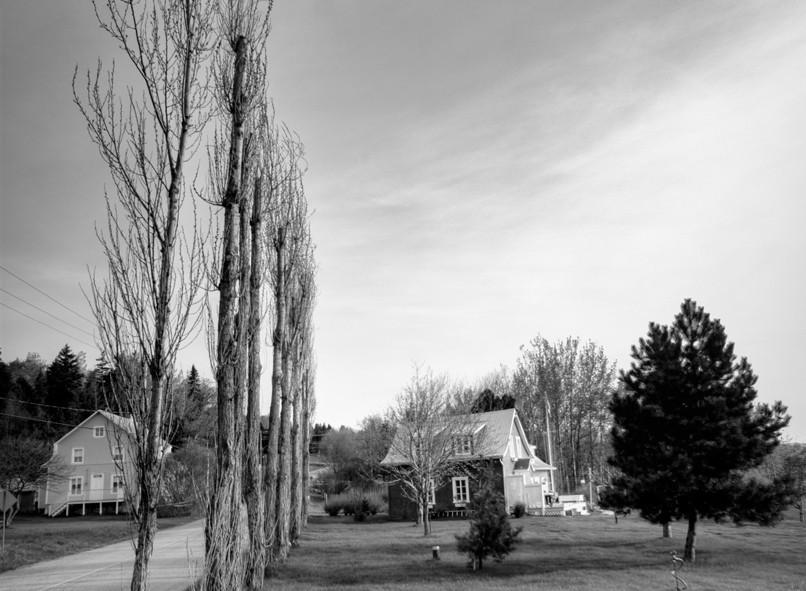 La campagne de Charlevoix est idéal pour un séjour photo