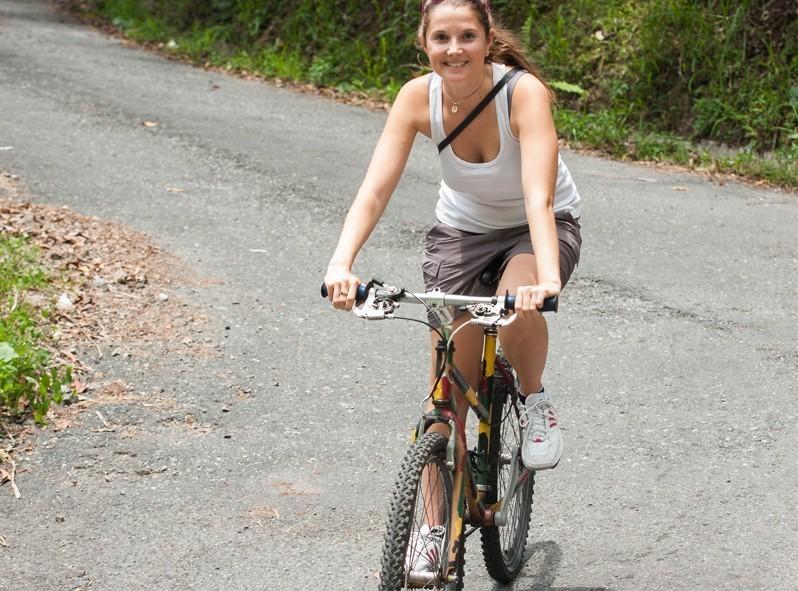 Alizé en action dans les Blue Mountains!
