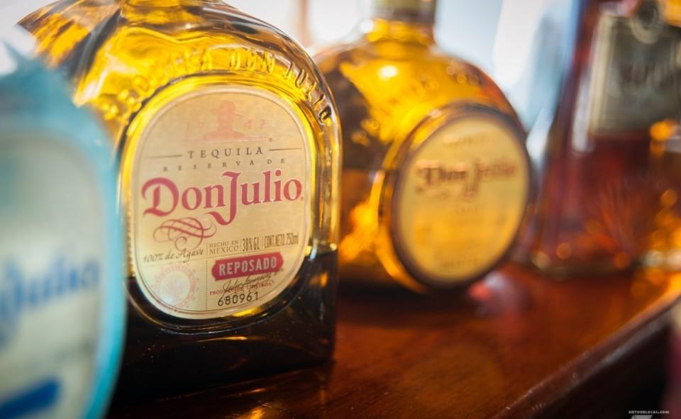 La téquila Don Julio, parfaite pour votre margharita!