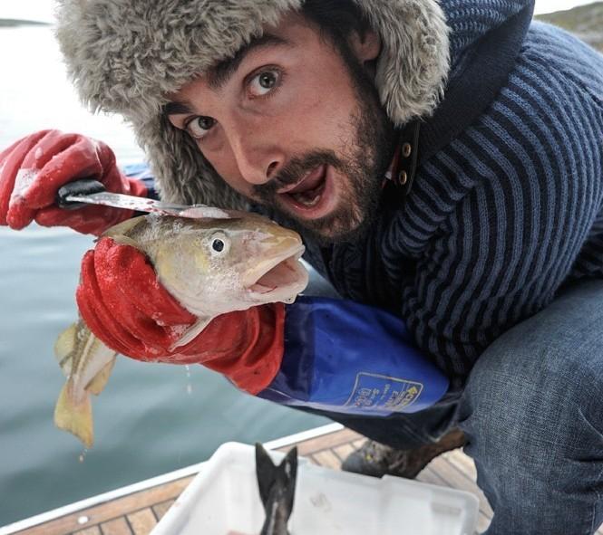Max et son ami le poisson