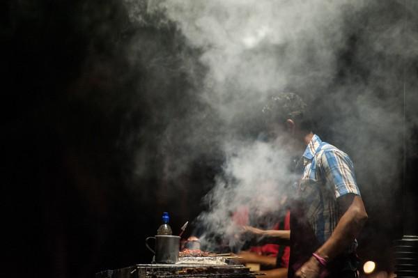 Le street-food est le moyen le plus abordable de manger au Costa Rica