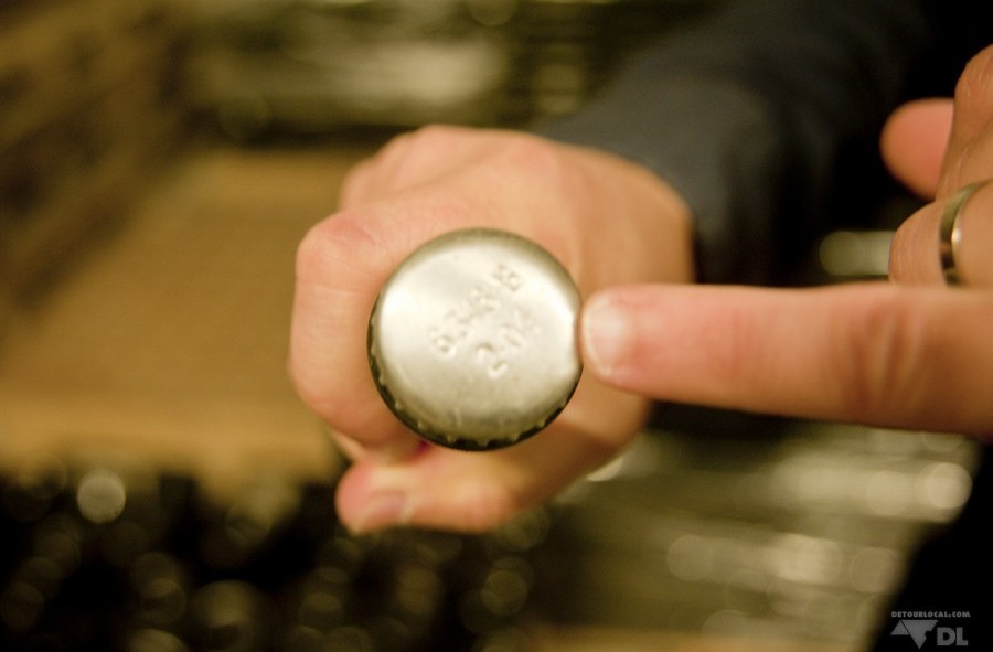 Le bouchon métallique temporaire inspirée de la méthode champnoise