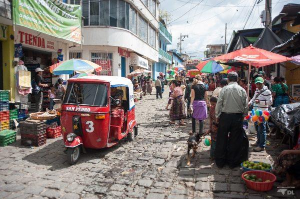 Les tuk-tuks seront votre ami budget en Amérique Centrale