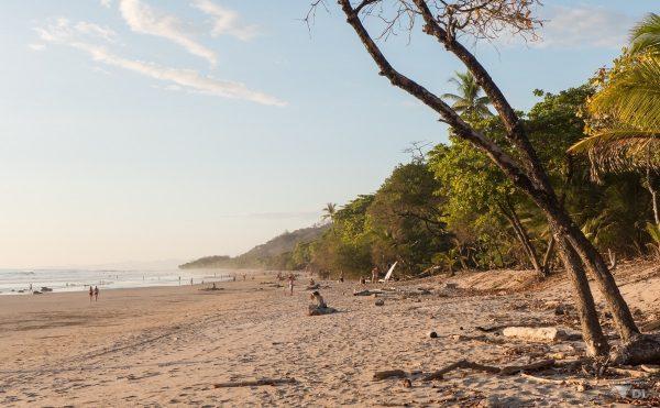 Les plages de Santa Teresa au Costa Rica