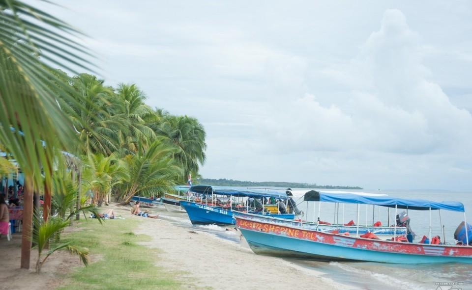 Playa Estrella, Bocas del Toro. Une journée de farniente dans un endroit paradisiaque
