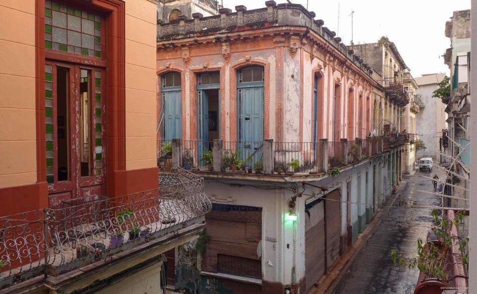 Notre quartier typique de Habana Vieja