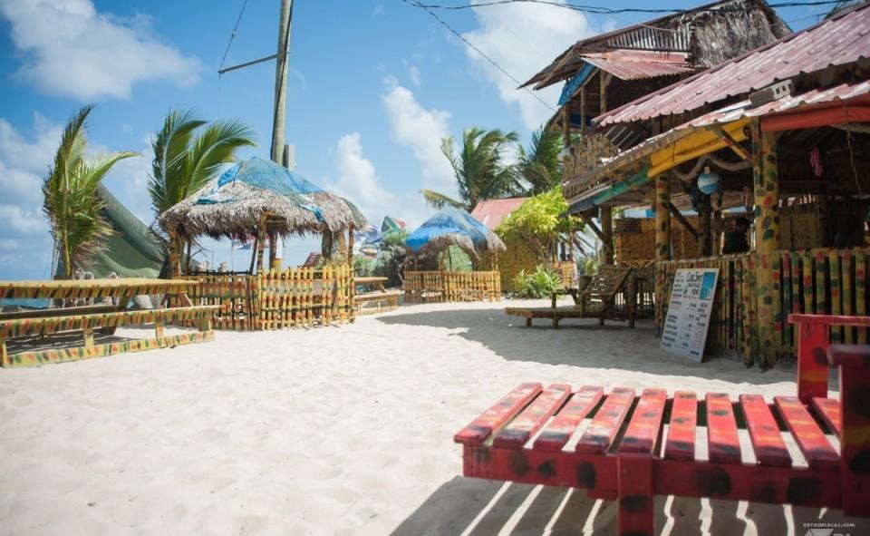 Grace's Cool Spot, ambiance de la Jamaïque au Nicaragua