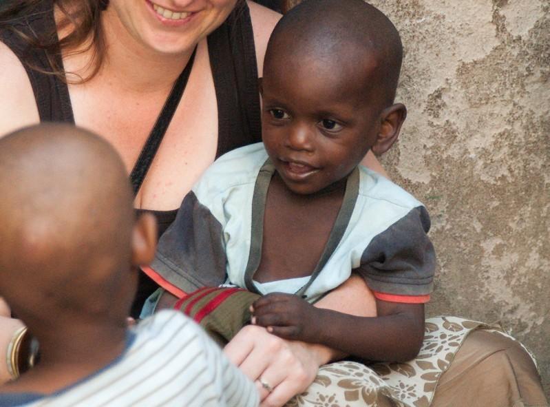Faire du volontariat, ça les aide eux et nous aident nous