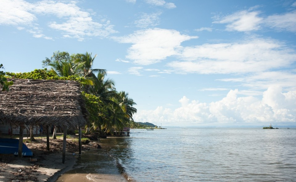Livingston vous permet une alternative playas au Guatemala