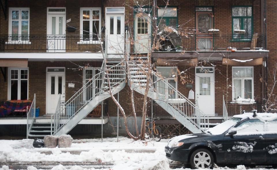 Parfois, il faut avoir un plan B si notre plan House Sitting ne fonctionne pas, surtout au Québec