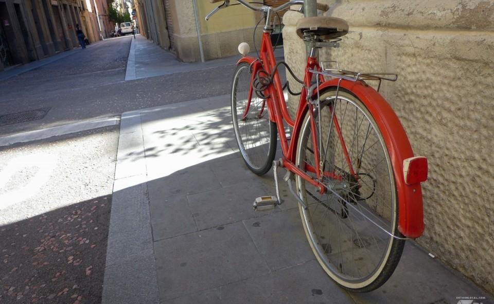 Comme dans n'importe grande ville, à Barcelone il faut bien sécuriser son vélo