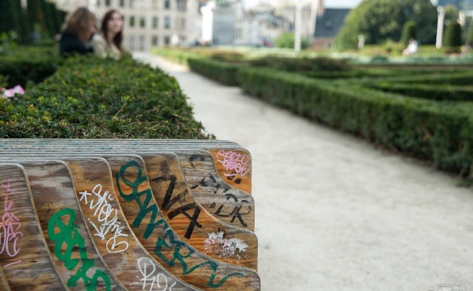 Bruxelles et ses parcs
