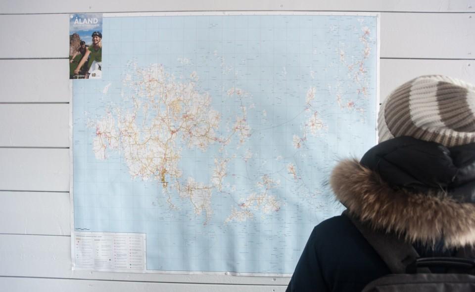 À la découverte des îles Aland en Finlande