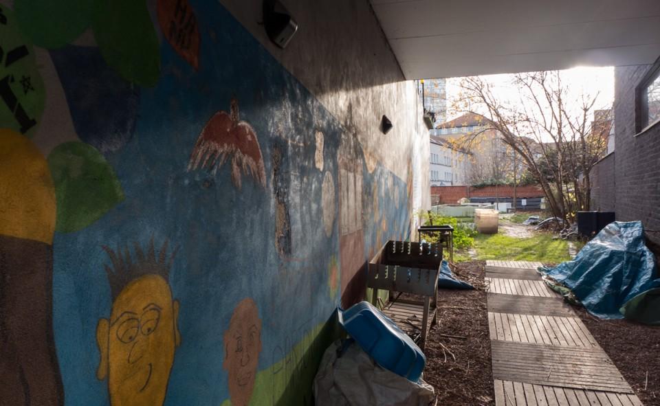 Les jardins communautaires de Molenbeek rendent la vie de quartier actives et engagées