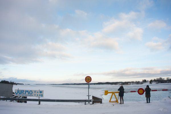 En direction de Jurmo au bout du bout des îles Aland