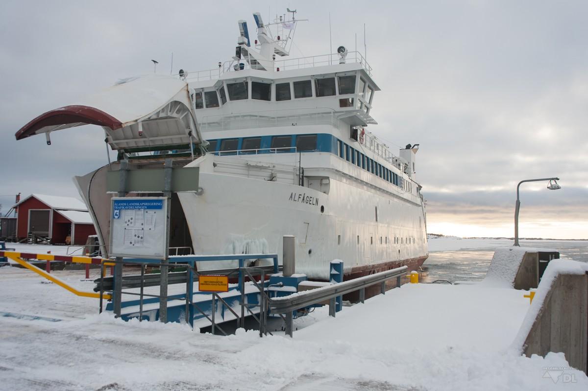 bateau de peche finlandais