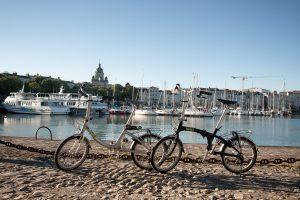 Un city-trip à vélo à La Rochelle en France