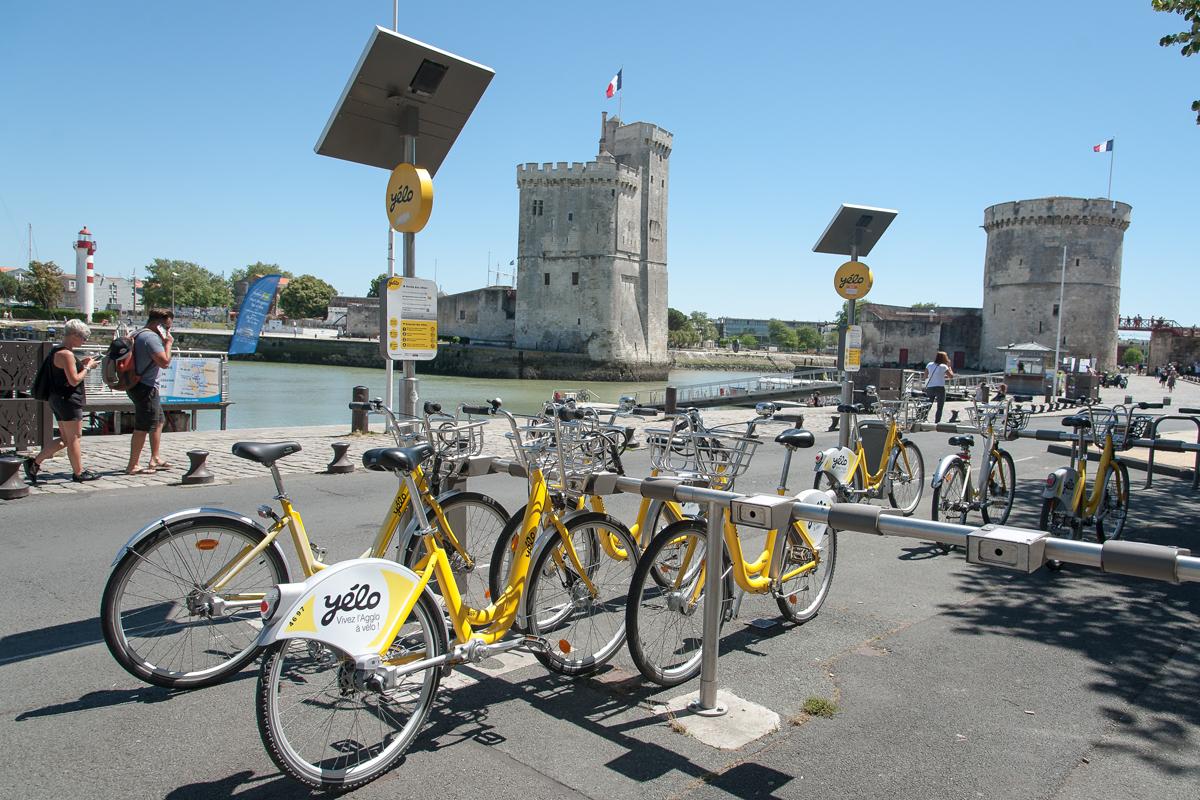 City trip en van v lo la rochelle d tour local for Ecovelo la rochelle