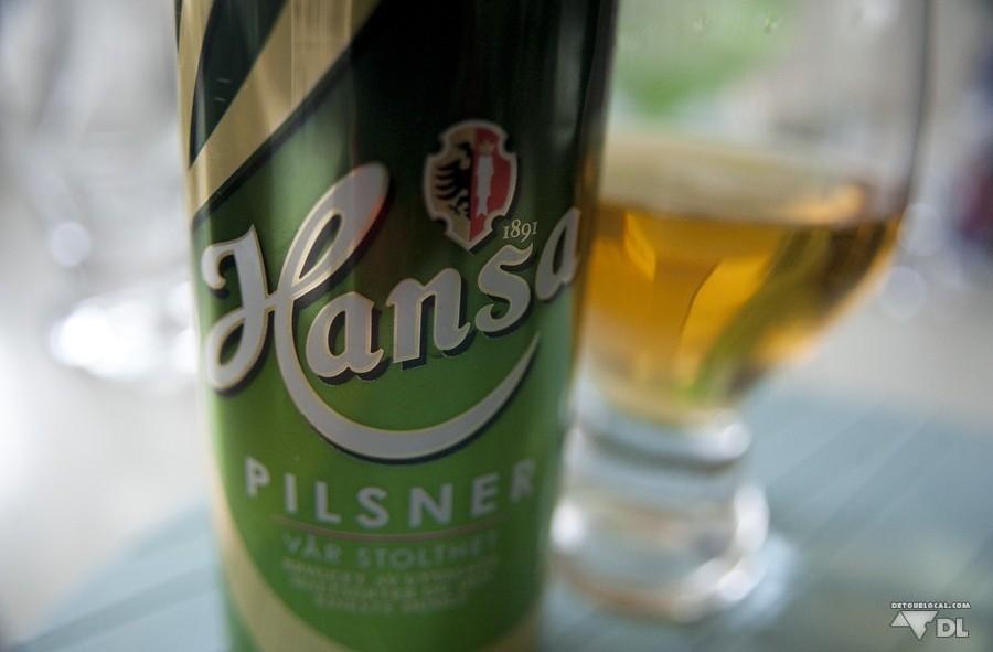 Hansa, la bière norvégienne très, TRÈS chère