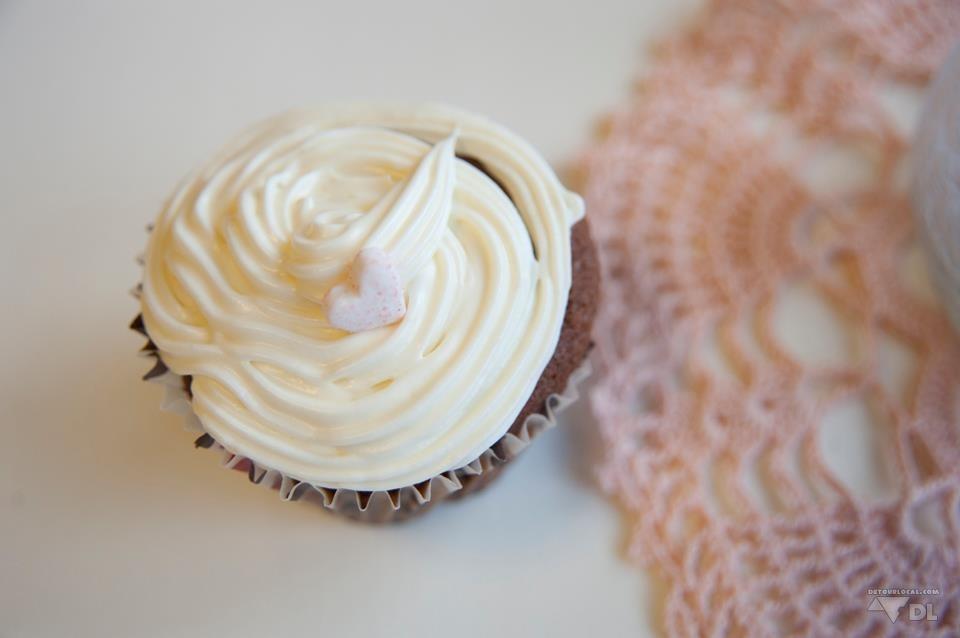 Cupcake délice à Utskarpen, Mo i Rana