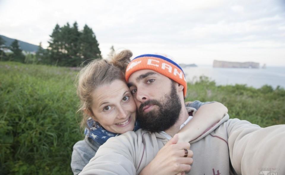 Trip à Percé en Gaspésie