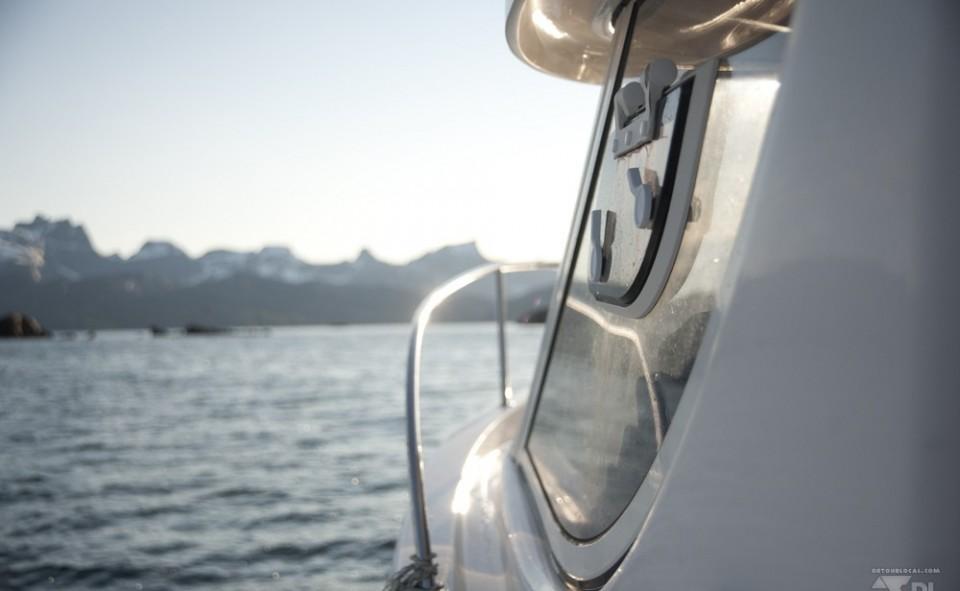 Tour de bateau dans les Lofotens à Ballstad