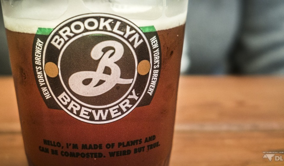 East Indian Pale Ale @ Brooklyn Brewery, New York