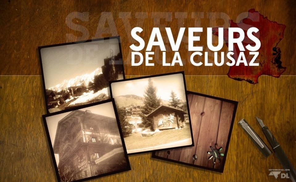 Saveurs de la Clusaz, France