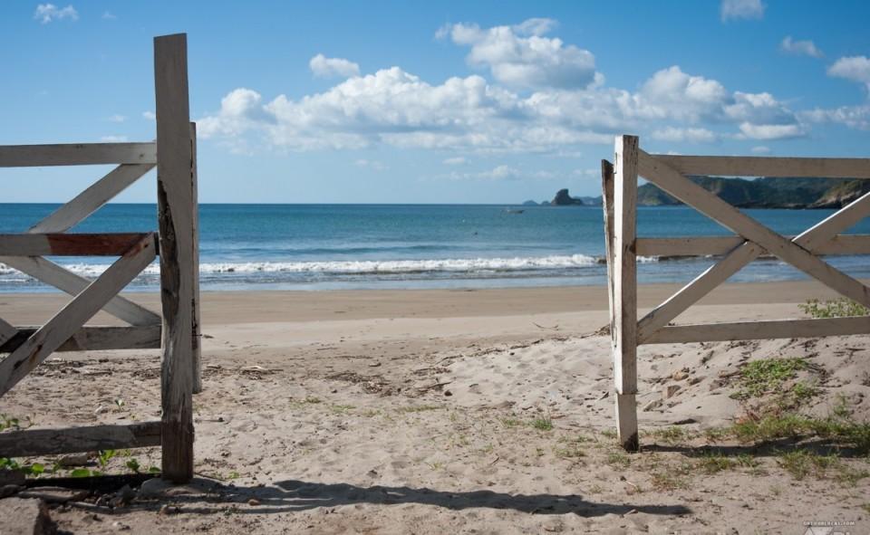 Vivre aux abords d'une plage pour la saison de Noël, c'est nostalgique