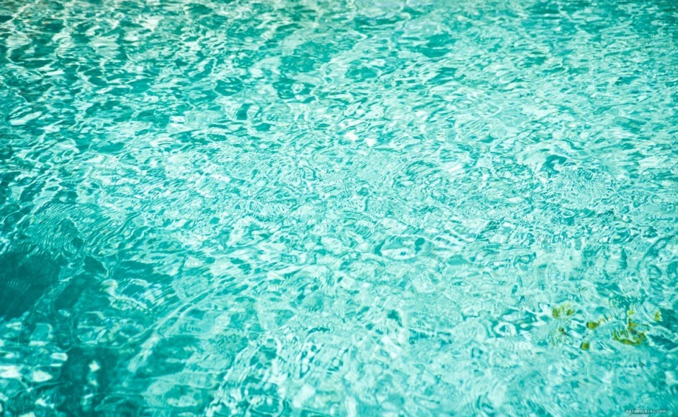 Rien de tel pour outrepasser une saison qu'une piscine pour Noël