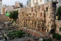 Le clash antique versus moderne de la ville est splendide et surprenant
