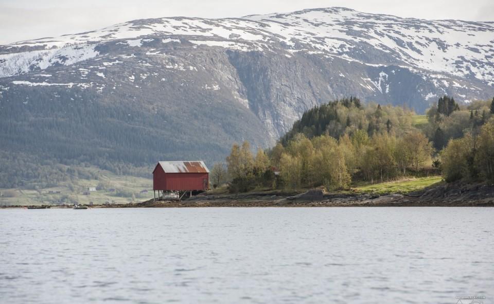 boat trip norvège