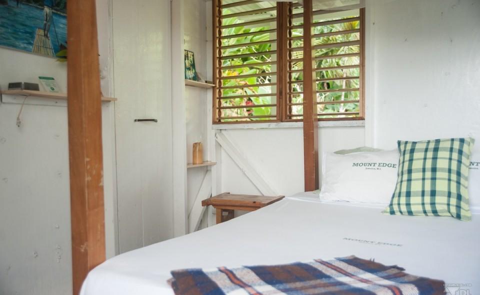 Chaque chambre est différente et décorée d'un cachet unique