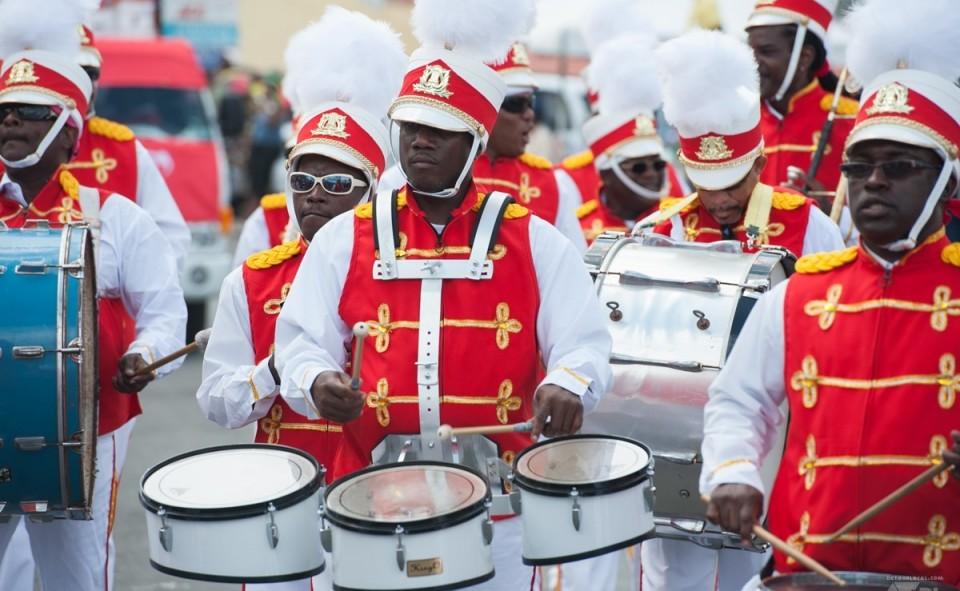 Le Carnaval de Saint-Martin à Philispburg