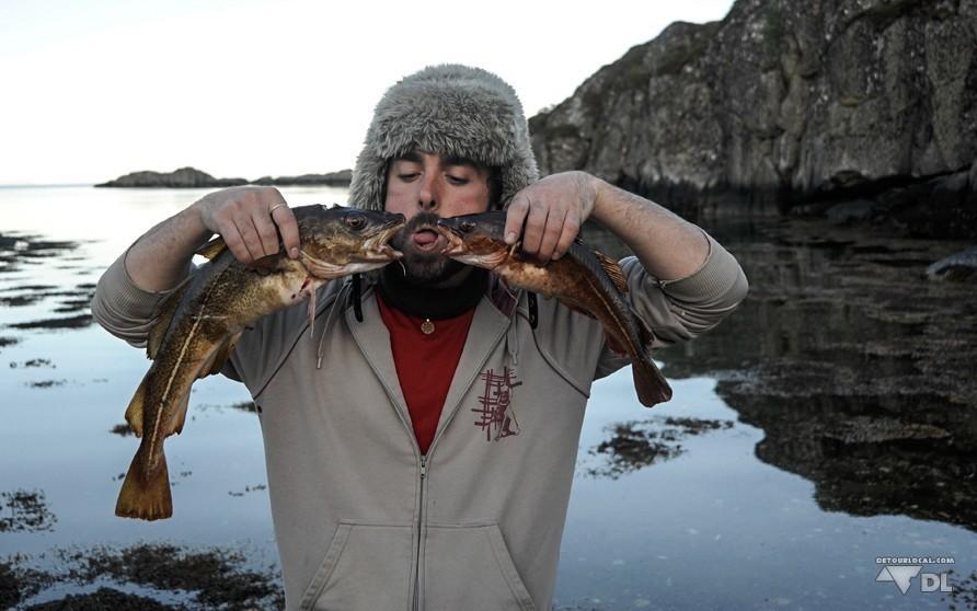 Max et ses niaiseries dans les îles Lofoten