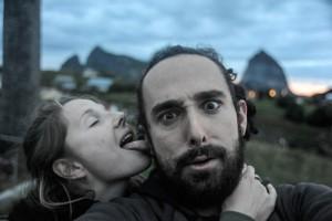Sur l'île de Traena pour l'annif de Max