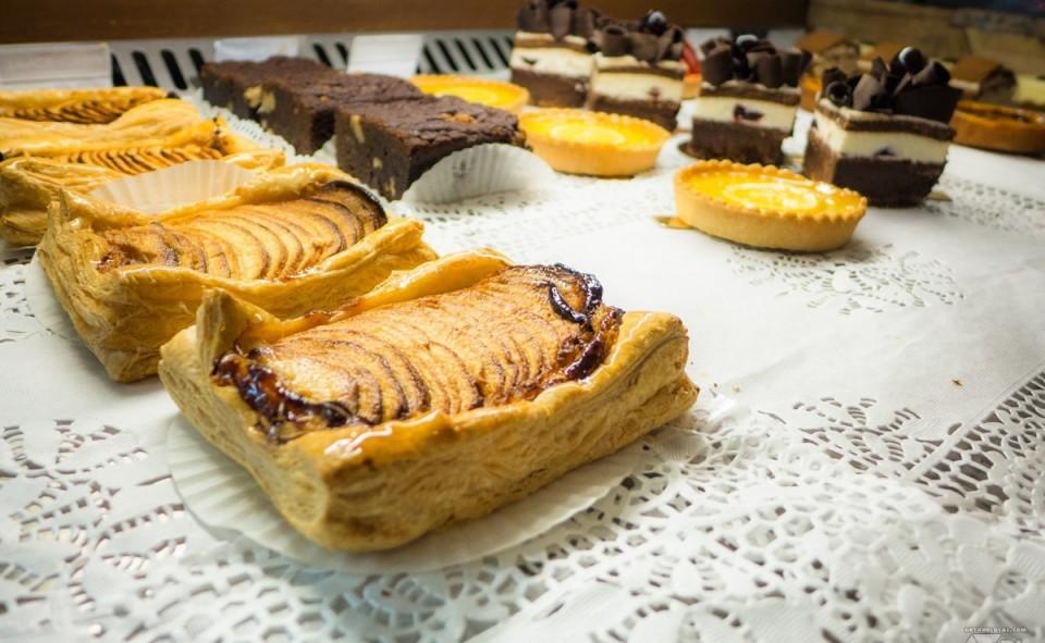 Pâtisserie de Piece of Cake, style français