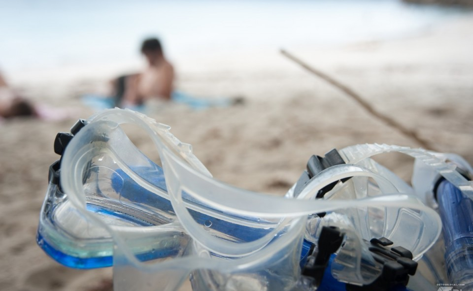 Préparez votre masque et tuba pour les après-midi snorkeling