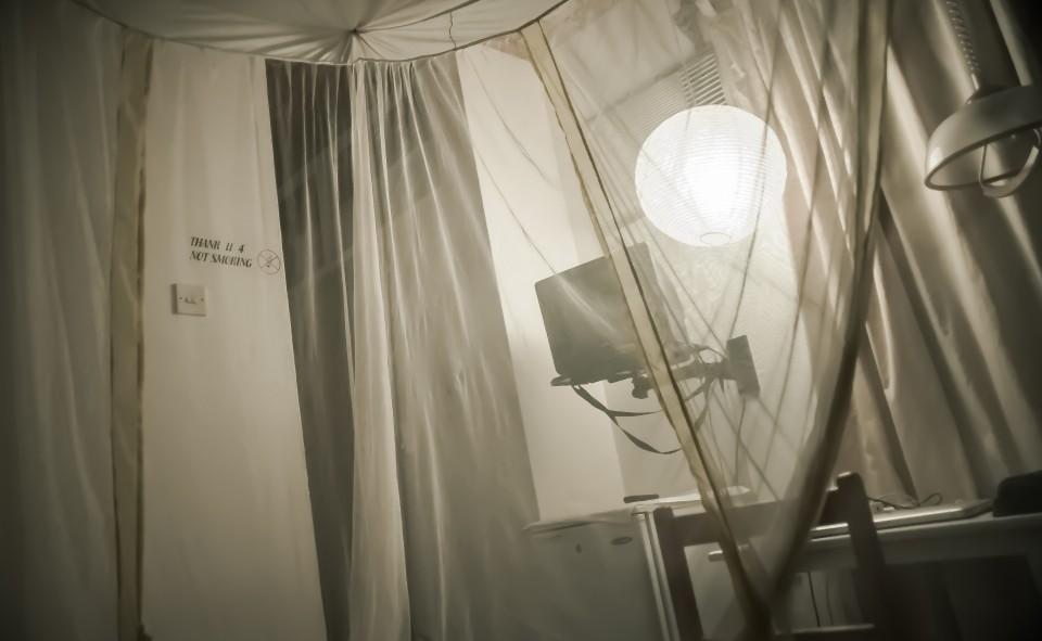 Ma chambre à Triniti