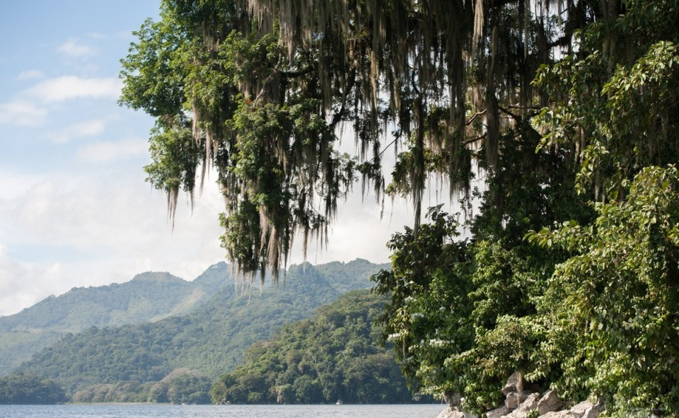 Le lago Yojoa et sa micro-brasserie au Honduras